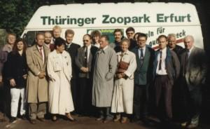 Teilnehmer der Gründungsversammlung