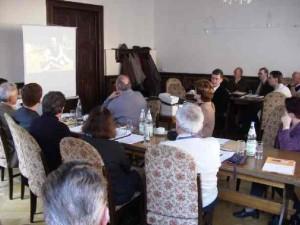 Tagung im Rathaus Erfurt