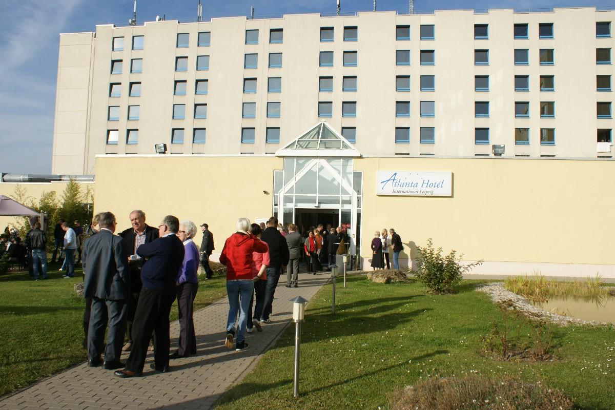 atlanta hotel de leipzig: