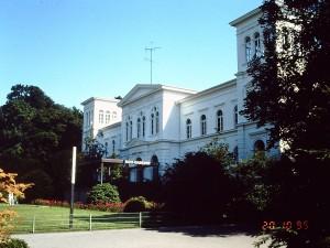 Empfangsgebäude Zoo Wuppertal