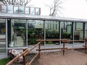 Schildkrötenzentrum im Zoo Münster (Foto: Lothar Teichmann)