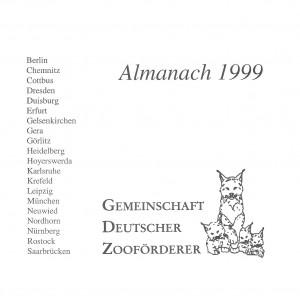 Almanach 1999