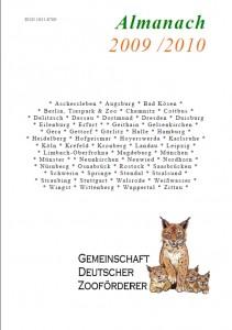 Almanach 2009/2010 (Jahrgang 9) – 7,1 MByte