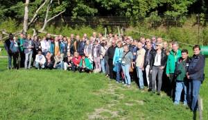 2015 DV Gruppenbild Zoo Rostock Delegierte